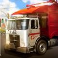 专业垃圾清理车模拟驾驶中文无限金币内购破解版(Garbage Truck Simulator Pro) v1.2