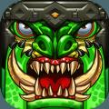 超级怪物神庙冒险3D无限金币中文破解版(Super Monster Temple Dash 3D) v1.0