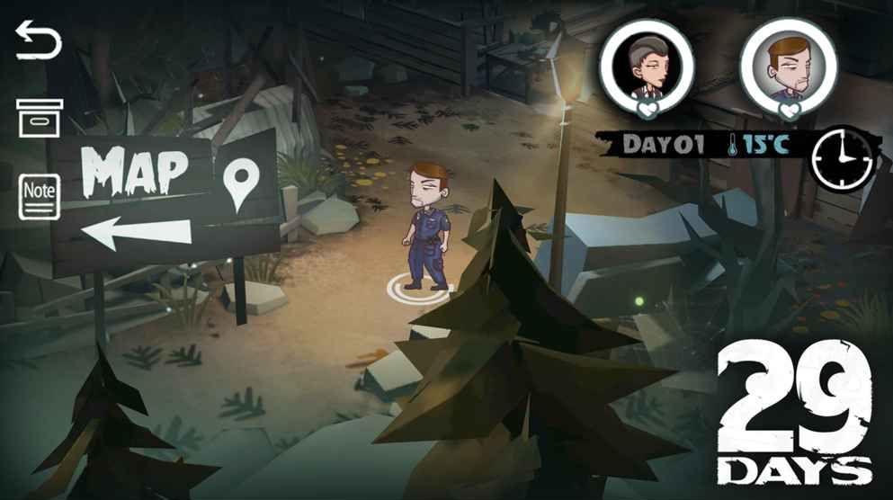 29Days有什么特色 29Days游戏介绍[图]