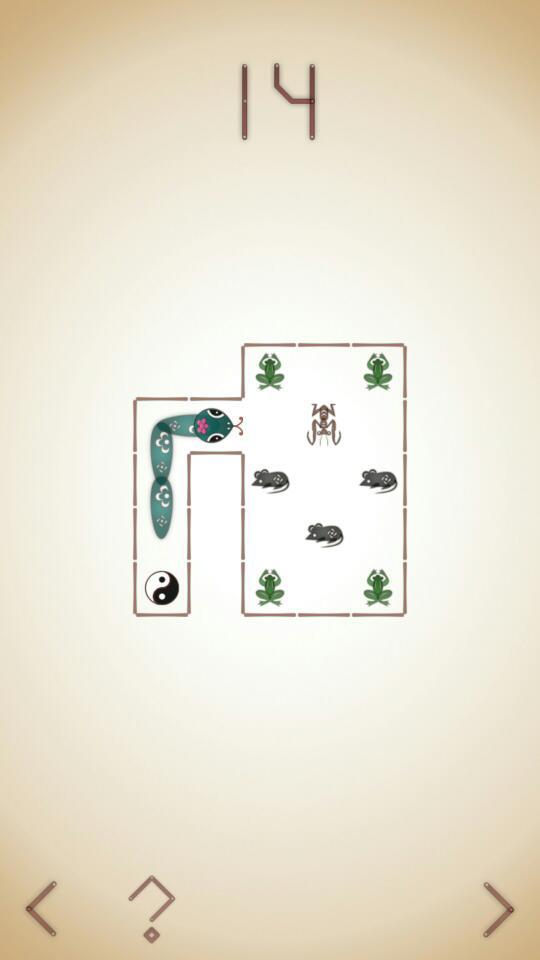 蛇它虫第14关图文通关攻略 蛇它虫攻略大全[图]