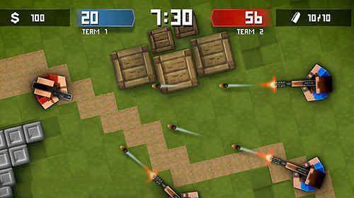像素方块对决有什么特色 像素方块对决游戏介绍[多图]