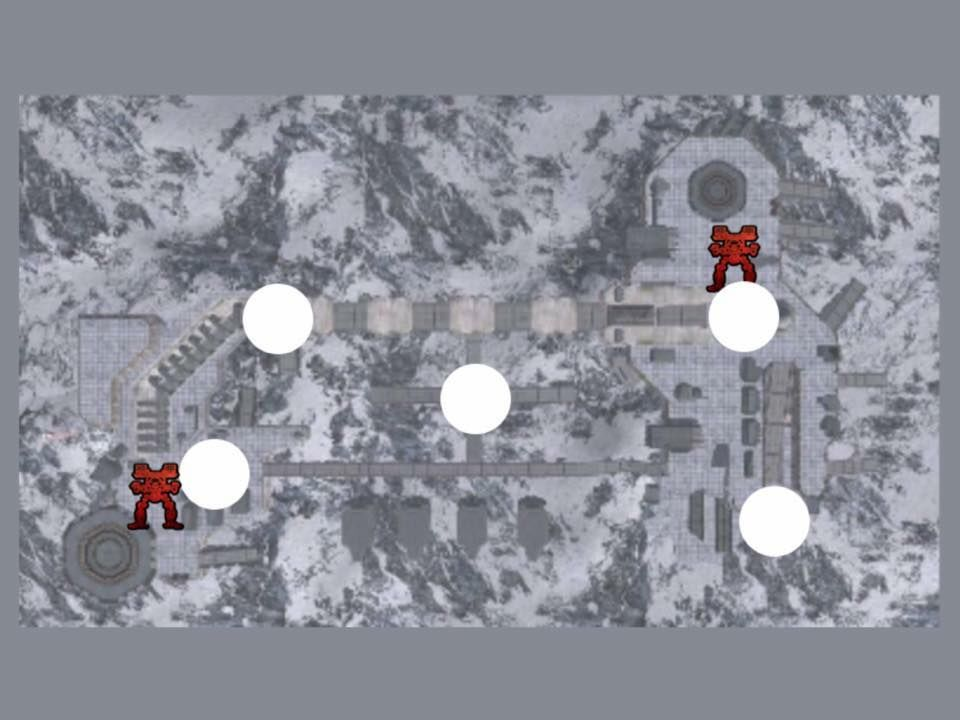 战争机器人雪地怎么打?战争机器人雪地攻略[图]