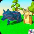 奇幻丛林之狼族模拟器破解版