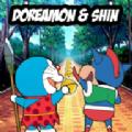 哆啦A梦新酱大冒险游戏官网安卓版下载(Dora Shin) v1.0