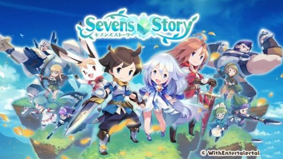 Sevens Story重制版上架苹果商店 PVP玩法加入[多图]
