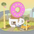 甜甜圈都市游戏安卓中文版(Donut County) v1.0