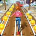 地铁冲刺跑酷游戏