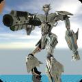 战机机器人无限金币破解版(Robot Plane) v1.0