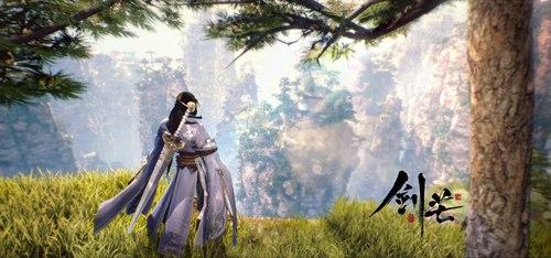 剑芒手游电影级别动作游戏 2017年内有望上线[多图]