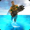 水滑板城市英雄2无限金币破解版(Walter Fall 2) v1.0