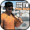 疯狂城市4逃出监狱无限金币中文内购破解版(Mad City IV Prison Escape) v1.06