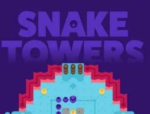 蛇之塔攻略大全 Snake Towers全皮肤解锁总汇[多图]