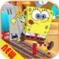 海绵宝宝地铁酷跑无限金币中文破解版(Subway Spongebob Temple Run) v1.0