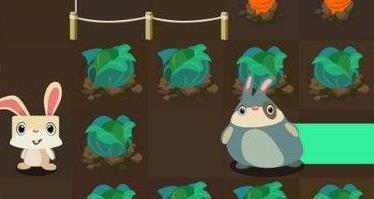 兔子复仇记兔子洞72关攻略 Patchmania兔子洞里第72关图文教程[多图]