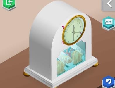 组合模型2度假之海第26关攻略 钟表图文通关教程[多图]