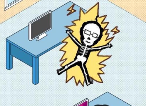 我的办公室生活第14关攻略 电击图文通关教程[多图]