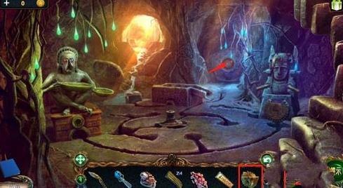 失落3黄金诅咒龙蛇转盘攻略 密室逃脱探索地库6龙蛇转盘怎么过[多图]