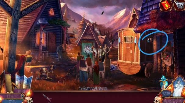 密室逃脱影城之谜4第二章攻略大全 村子里图文通关教程[多图]