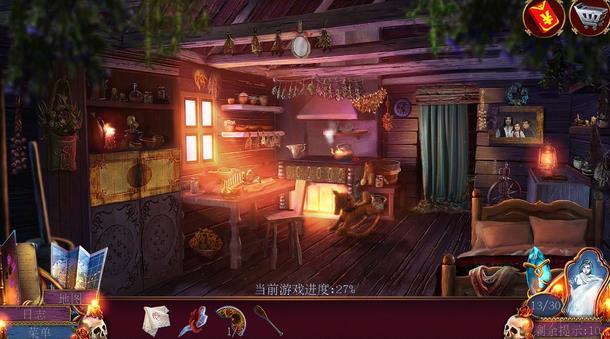 密室逃脱影城之谜4第四章攻略 雅佳纳的家图文通关教程[多图]