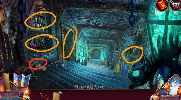 密室逃脱影城之谜4第六章攻略 密室图文通关教程[多图]