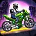 摩托车表演赛夜市车手无限金币破解版 v3.31