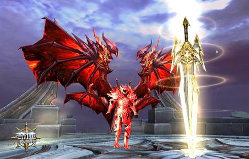 奇迹最强者最强武器上线 高阶大天使武器来袭[多图]