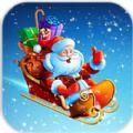 圣诞老人绘制乘车无限金币中文破解版 v1.0