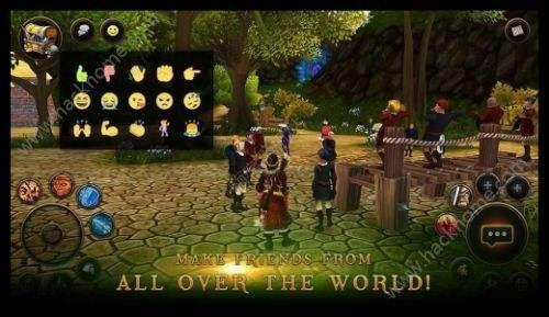 农夫与英雄手游官方网站下载(Villagers Heroes)图片3