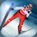 冬季运动跳台滑雪模拟无限金币破解版 v1.4.5