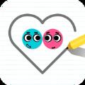 爱在一起游戏无限金币完整破解版(Love Balls) v1.3.9