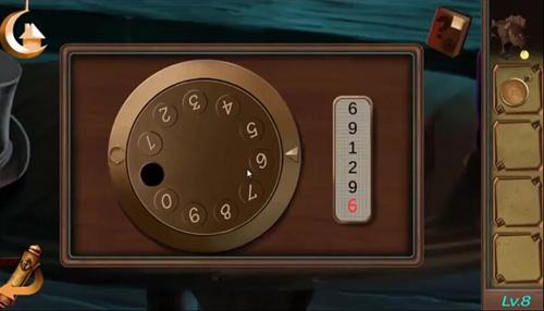密室逃脱绝境系列2海盗船第八关攻略 怀表图文通关教程[多图]