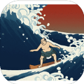 浮世冲浪无限金币中文破解版 v1.0