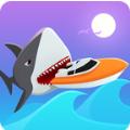 饥饿的鲨鱼冲浪者无限金币修改版(Hungry Shark Surfer) v1.0.1
