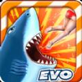 饥饿鲨进化4.6.0中文最新破解版 v5.3.0.0