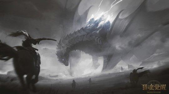 猎魂觉醒超巨型巨兽即将登陆 解开神秘面纱[多图]