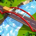 交通桥梁建筑的道路无限资源金币破解版 v2.1.0