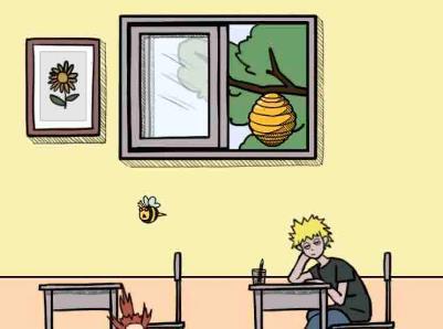 作弊是不可能成功的第19关攻略 蜜蜂图文通关教程[多图]