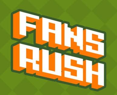 Fans Rush