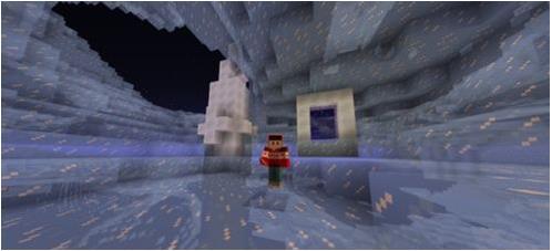我的世界冰冻之门怎么制作 冰冻之门制作方法介绍[多图]