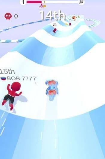 小人滑梯游戏图1
