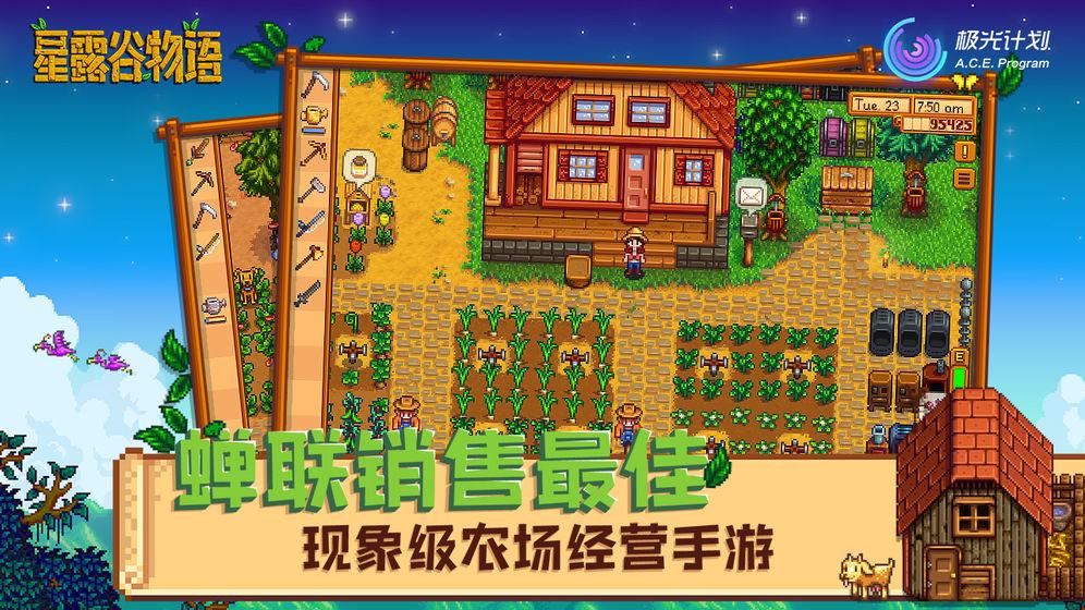 星露谷物语汉化图2