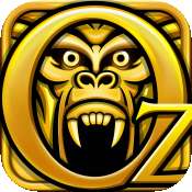 《神庙逃亡:魔境仙踪》无限金币钻石解锁存档 v1.6 iPhone/ipad版